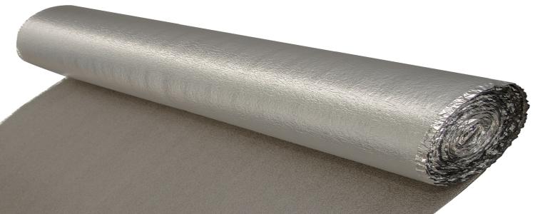Folie 3mm cu aluminiu